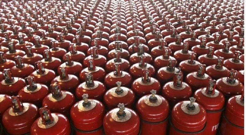 Обмен и доставка газовых баллонов